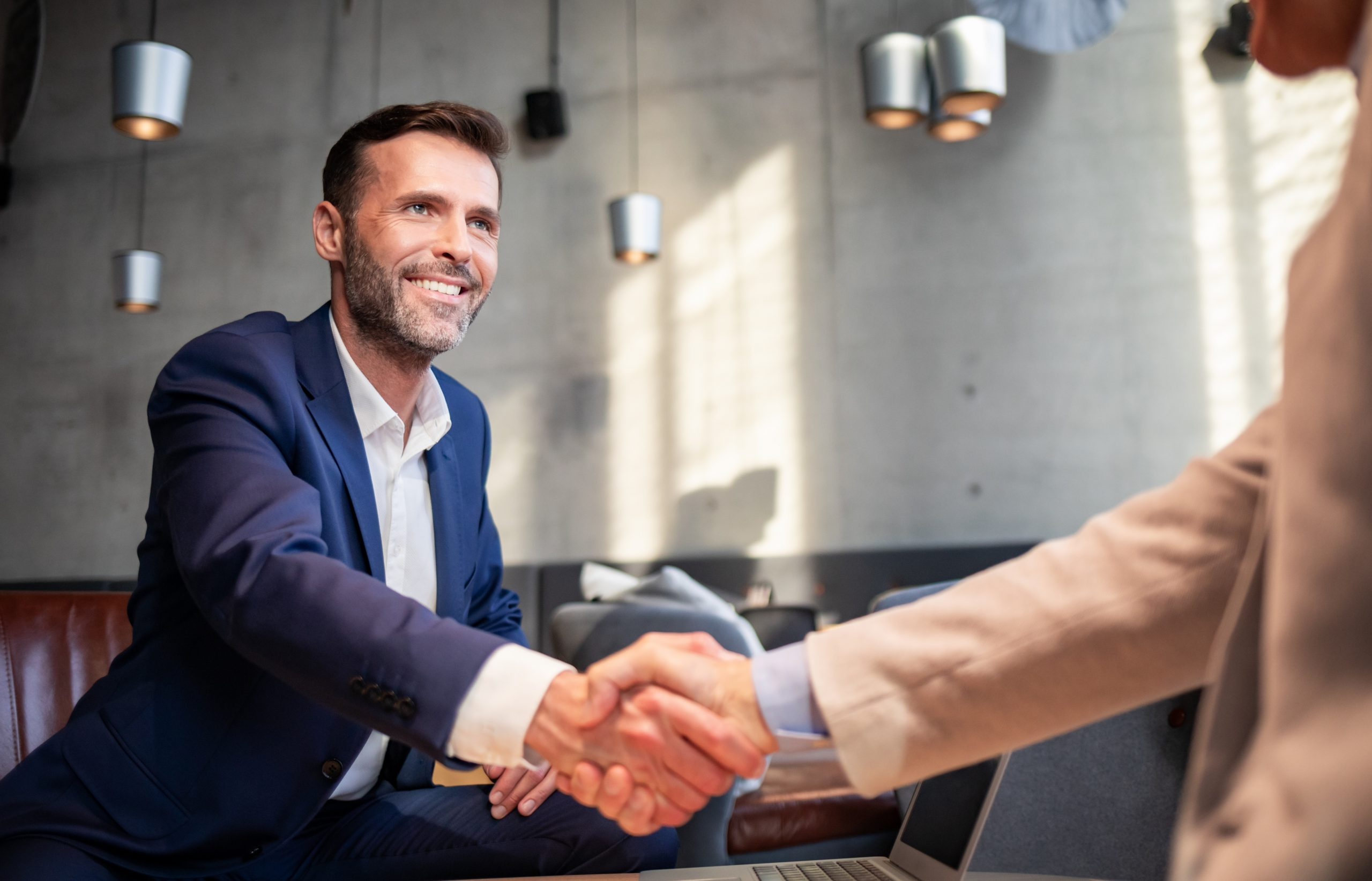 Begeleiding bij bedrijfsovername of verkoop van het bedrijf