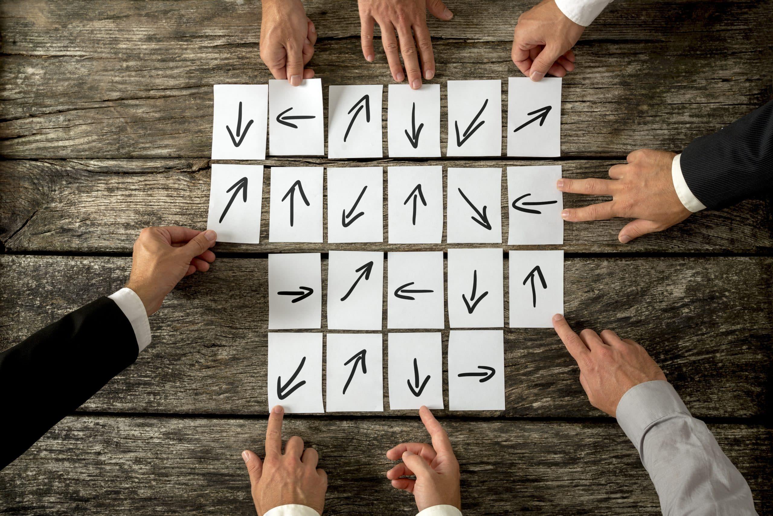 Optimalisatie van werk- en organisatieprocessen